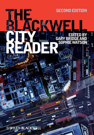 The Blackwell City Reader, 2nd Edition (1405189827) cover image