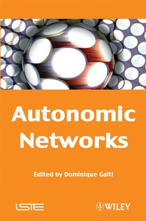 Autonomic Networks (1848210027) cover image