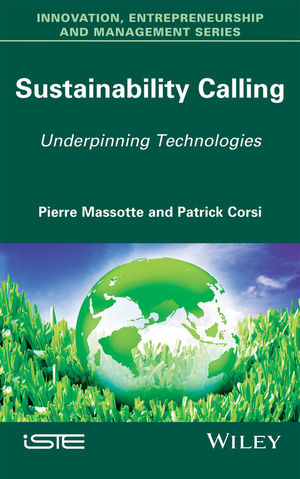 Sustainability Calling: Underpinning Technologies (1848218427) cover image