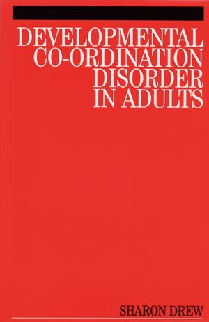 Developmental Co-Ordination Disorder in Adults (1861564627) cover image