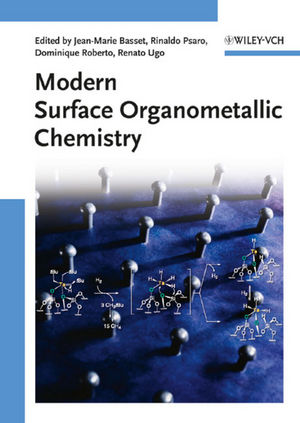 Modern Surface Organometallic Chemistry (3527319727) cover image