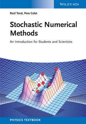 Stochastic Numerical Methods: An Introduction for Students and Scientists (3527683127) cover image