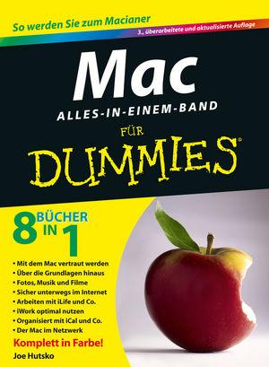 Mac Alles-in-einem-Band für Dummies, 3. Auflage