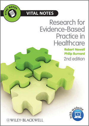 Research for Evidence-Based Practice in Healthcare, 2nd Edition (EHEP002327) cover image