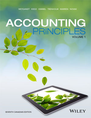 Accounting Principles Seventh Canadian Edition, Volume 1 (EHEP003527) cover image