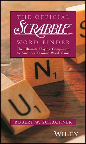 The Official Scrabble Word-Finder, 2nd Edition