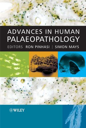 Advances in Human Palaeopathology (0470036028) cover image