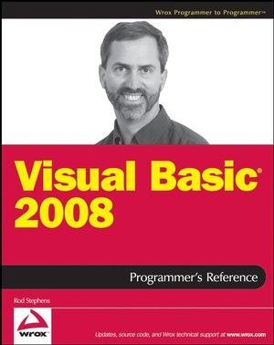 Visual Basic 2008 Programmer