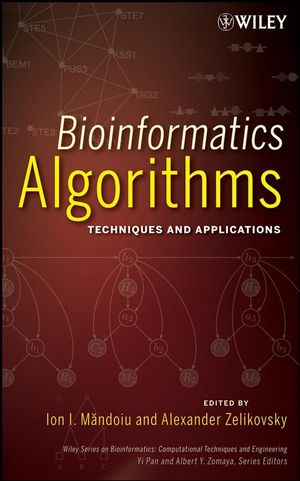 Bioinformatics Algorithms: Techniques and Applications (0470253428) cover image