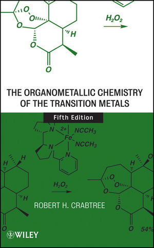 The Organometallic Chemistry of the Transition Metals, 5th Edition (0470257628) cover image
