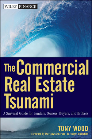 The Commercial Real Estate Tsunami: A Survival Guide for Lenders, Owners, Buyers, and Brokers (0470626828) cover image