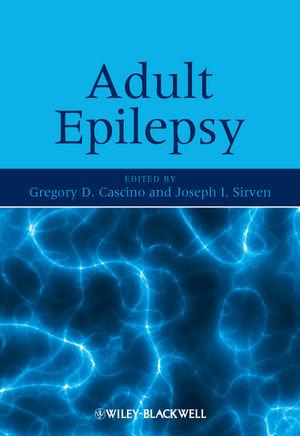 Adult Epilepsy (0470741228) cover image