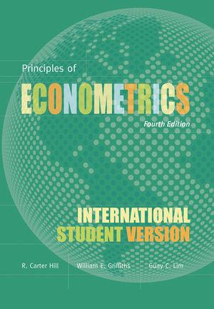 Principles of Econometrics, 4th Edition International Student Version