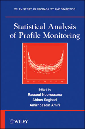 Statistical Analysis of Profile Monitoring (0470903228) cover image