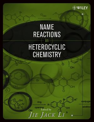 Name Reactions Series (0470940328) cover image