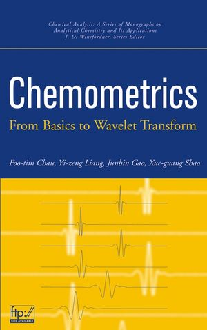 Chemometrics: From Basics to Wavelet Transform (0471202428) cover image