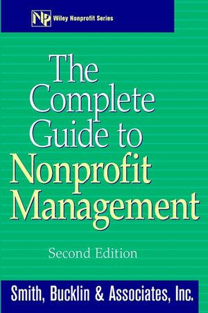 The Complete Guide to Nonprofit Management, 2nd Edition