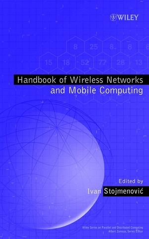 Handbook of Wireless Networks and Mobile Computing (0471419028) cover image