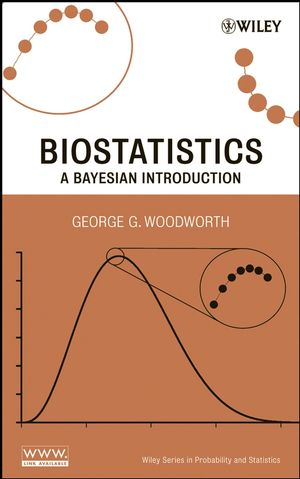 Biostatistics: A Bayesian Introduction (0471468428) cover image
