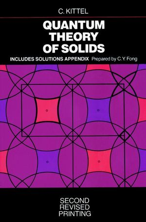 Quantum Theory of Solids, 2nd Revised Edition