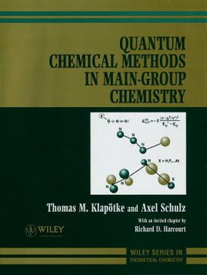 Quantum Chemical Methods in Main-Group Chemistry