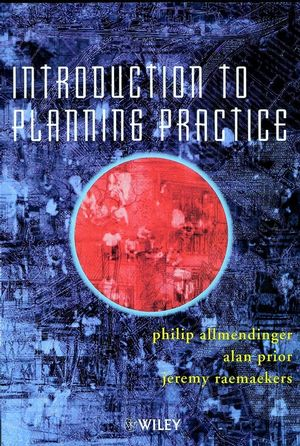 Introduction to Planning Practice (0471985228) cover image