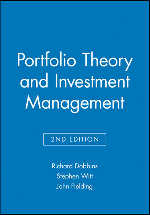Portfolio Theory and Investment Management, 2nd Edition (0631191828) cover image