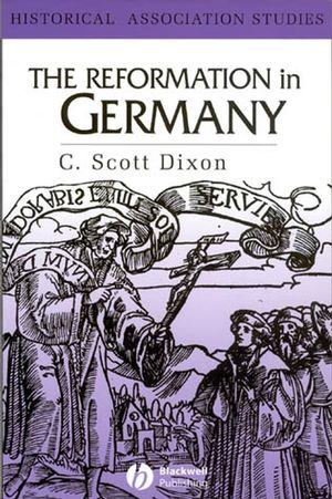 The Reformation in Germany (0631202528) cover image