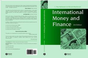 International Money and Finance, 3rd Edition