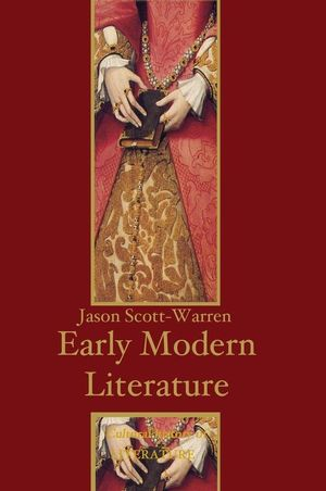 Early Modern English Literature (0745627528) cover image