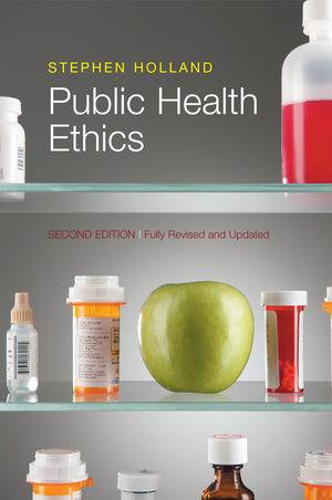 Public Health Ethics, 2nd Edition (0745688128) cover image