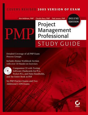 Download the Ancillary Material for the Project Management Professional Study Guide, Deluxe Edition