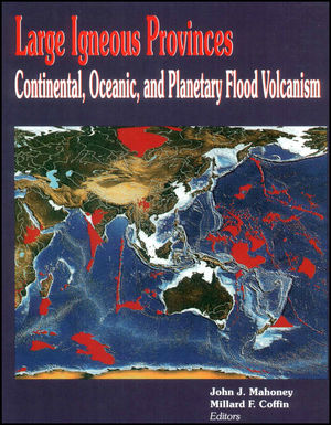 Large Igneous Provinces: Continental, Oceanic, and Planetary Flood Volcanism, Volume 100 (0875900828) cover image