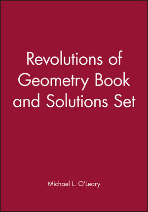 Revolutions of Geometry Book and Solutions Set (1118064828) cover image
