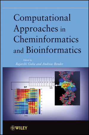 Computational Approaches in Cheminformatics and Bioinformatics (1118131428) cover image