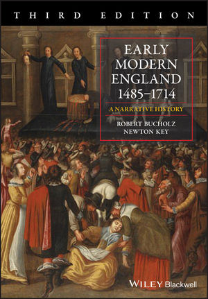 Early Modern England 1485-1714, 3rd Edition
