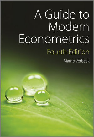 Verbeek econometrics 4th edition