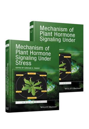 Mechanism of Plant Hormone Signaling under Stress, 2 Volume Set (1118888928) cover image