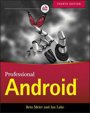 Professional Android, 4th Edition (1118949528) cover image