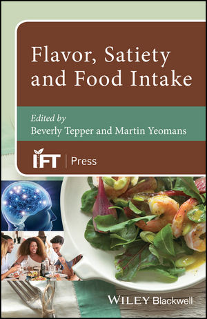Flavor, Satiety and Food Intake (1119044928) cover image