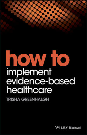 How to Implement Evidence-Based Healthcare (1119238528) cover image