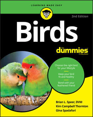 Birds For Dummies, 2nd Edition