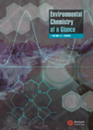 Environmental Chemistry at a Glance (1405135328) cover image