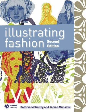 Illustrating Fashion, 2nd Edition (1405139528) cover image