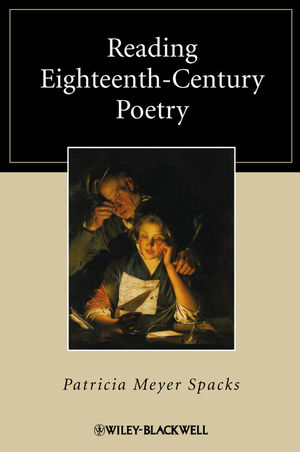 Reading Eighteenth-Century Poetry (1405153628) cover image