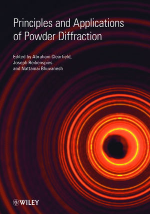 Principles and Applications of Powder Diffraction (1405162228) cover image