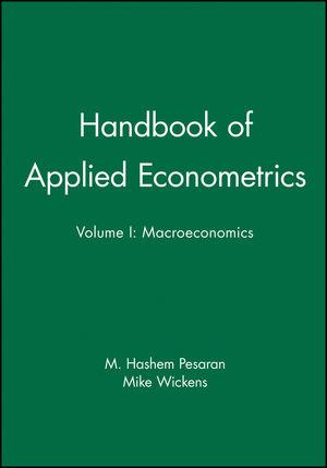 Handbook of Applied Econometrics, Volume 1: Macroeconomics