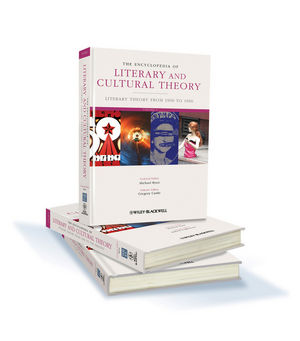 The Encyclopedia of Literary and Cultural Theory (1405183128) cover image