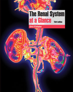 The Renal System at a Glance, 3rd Edition (1405184728) cover image