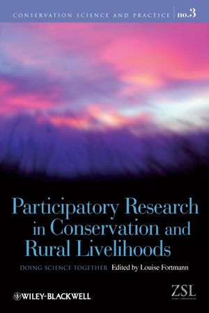 Participatory Research in Conservation and Rural Livelihoods: Doing Science Together (1444305328) cover image